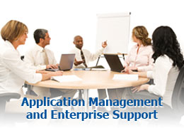 Application Management and Enterprise Support